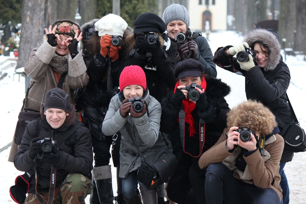 warsztaty fotograficzne dla każdego - Ulanka.net