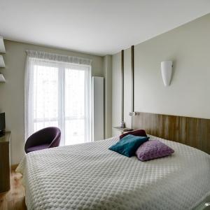Fotografia architektury i wnętrz, sypialnia