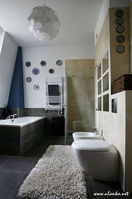 Fotografia architektury i wnętrz, elegancka łazienka