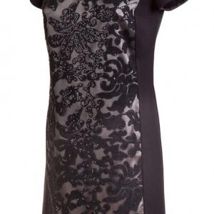 packshot - fotografia produktu, sukienka czarna