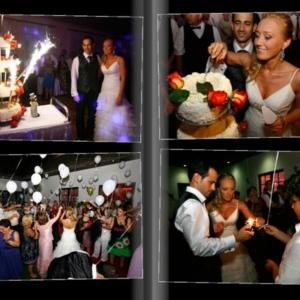 Fotoksiążka - zdjęcia ze ślubu