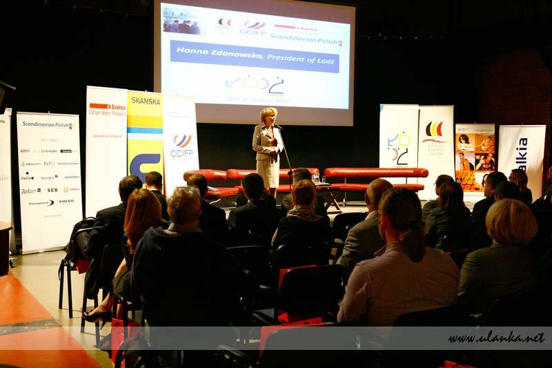 Fotografia reportażowa, konferencja