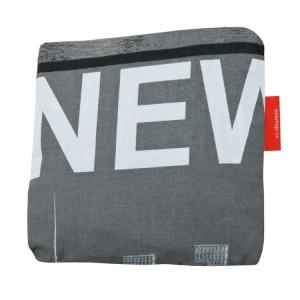 packshot - fotografia produktu, torba szara