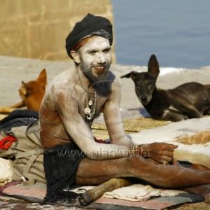 Fotografia mieszkańca z Maroka