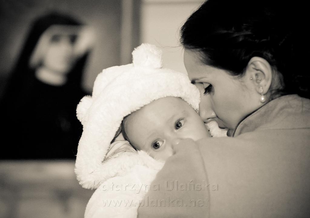 zdjęcie ze chrztu