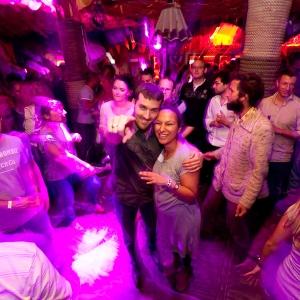 Fotografia eventowa, party integracyjne w klubie
