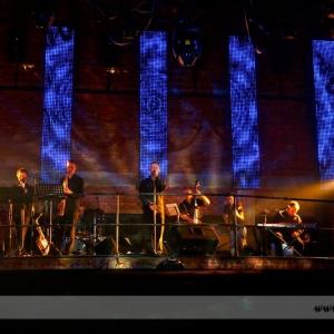 Fotografia eventowa, koncert zespołu muzycznego