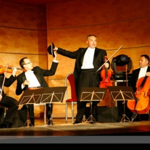 Fotografia eventowa, koncert muzyki poważnej