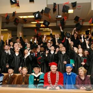 Fotografia eventowa, inauguracja studentów