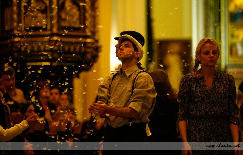 Fotografia eventowa, zdjęcie podczas przedstawienia teatralnego