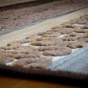 Packshot fotografia dywanu ze wzorem
