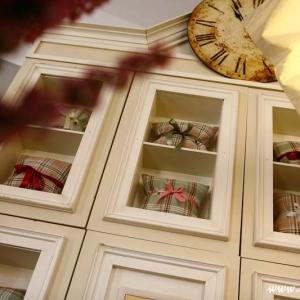 zegar w gabinecie