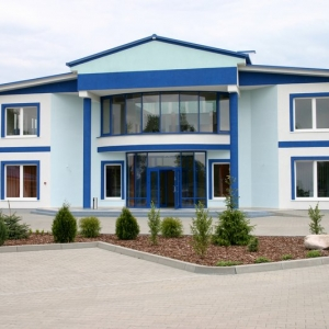 fotografia wizerunkowa, budynek firmowy z zewnątrz