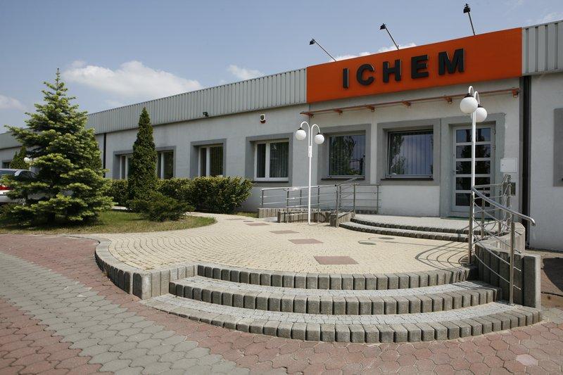 fotografia wizerunkowa budynek Ichem