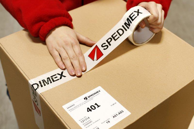 fotografia wizerunkowa firmy spedimex
