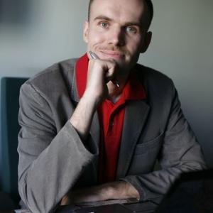 fotografia wizerunkowa pracownika biurowego firmy