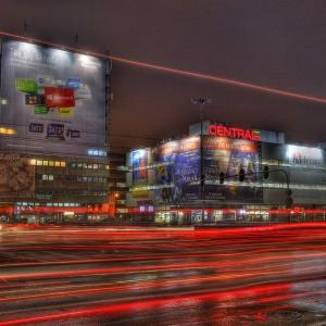 fotografia wizerunkowa, miasto w tle