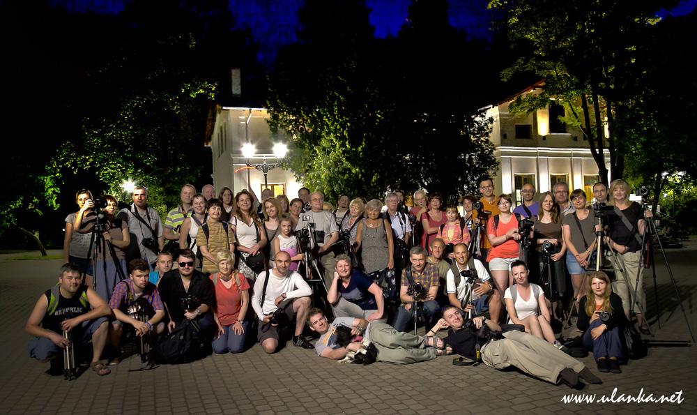 Warsztaty fotograficzne nocą - Ulanka.net