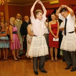Ślub na wesoło, zdjęcie ze ślubu