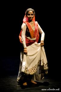 Tancerka India India Festival 07
