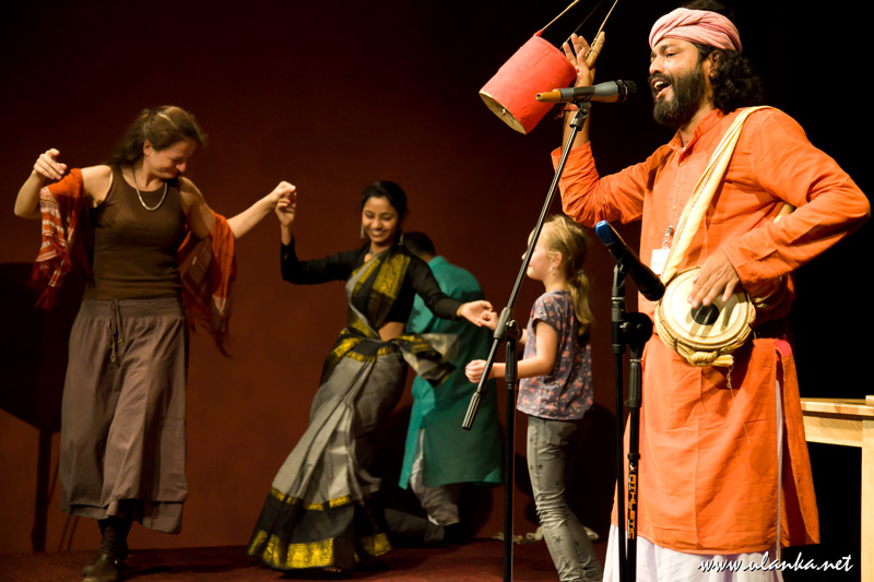 Tancerze India India Festival 08