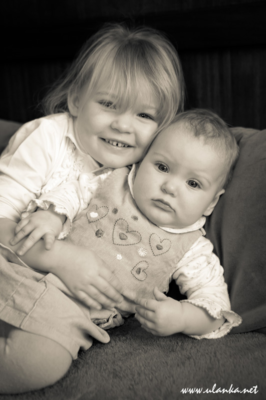 Kochające się rodzeństwo