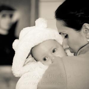 Zdjęcie ze chrztu świętego