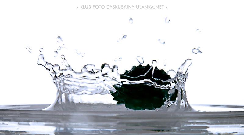 klub foto dyskusyjny w Łodzi, sesja pierwsza - rozbryzgi wody