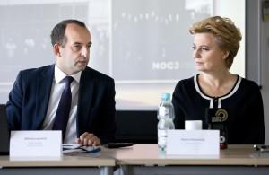 Konferencja banku Nordea