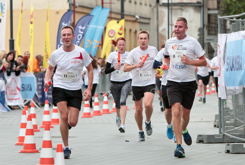 Łódź Business Run