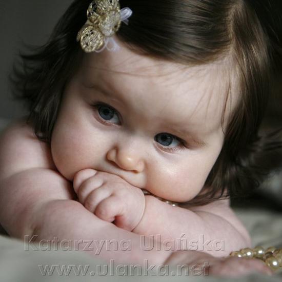 Fotografia małej dziewczynki